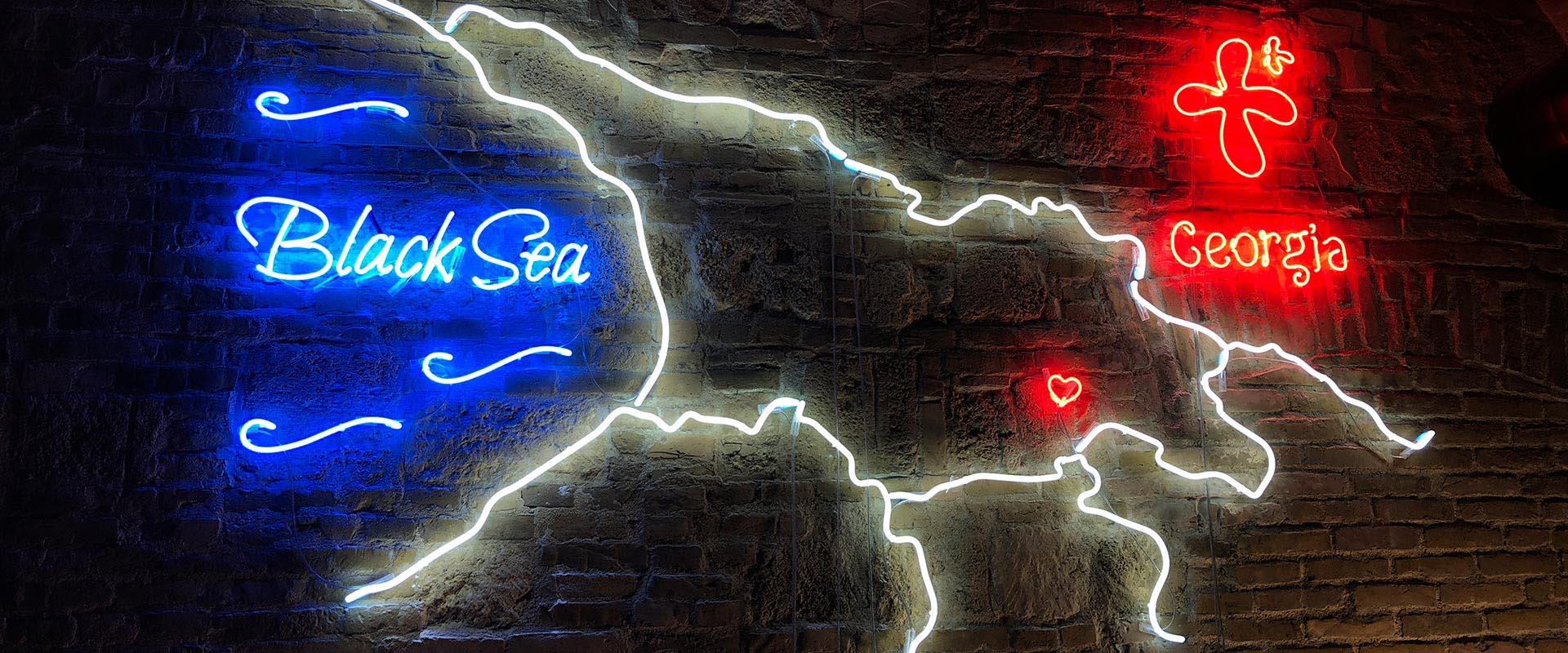 neon reklám belőépítészeknek